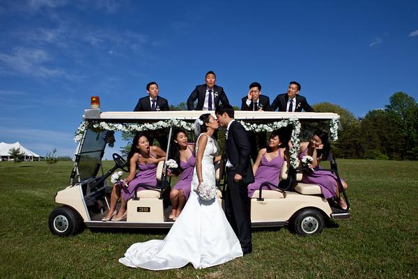 Amy and Daniel's Wedding