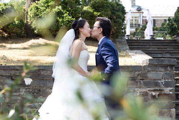 Xiaohang and Haichang's wedding