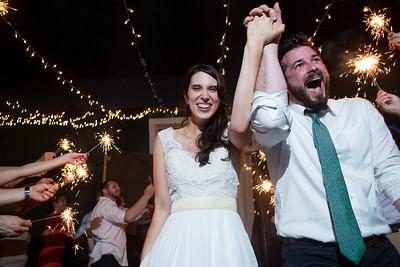 Emily and Domic's Wedding