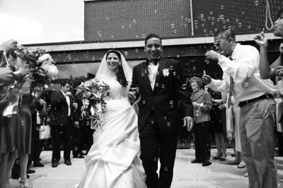 Sera and Gianluca's Wedding ceremony